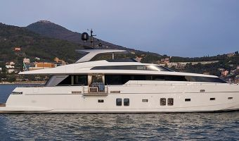 Motor Yacht Sanlorenzo Sl106 for sale