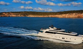 Motor Yacht Sanlorenzo Sl118 for sale