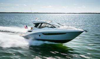 Моторная яхта Sea Ray Sundancer 350 Coupe для продажи