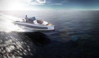 Barca sportiva Invictus 280 Tt in vendita