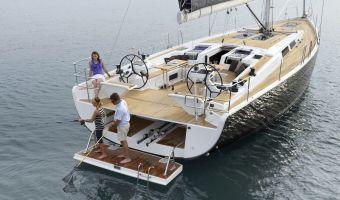 Segelyacht Hanse 575 zu verkaufen
