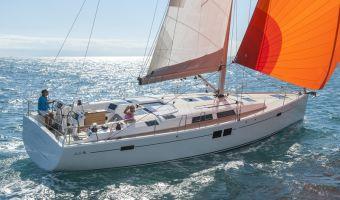 Segelyacht Hanse 505 zu verkaufen