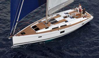 Segelyacht Hanse 455 zu verkaufen