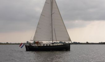Sailing Yacht Noordkaper 34 Cabin Staal for sale