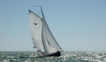 Seglingsyacht Noordkaper 34 Visserman Staal till försäljning