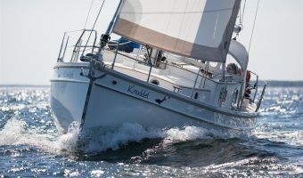 Sailing Yacht Noordkaper 28 Cabin for sale