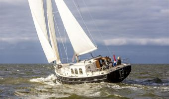 Sailing Yacht Wanderer W40p for sale