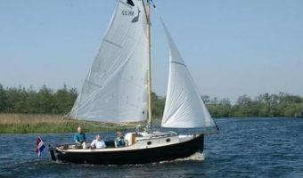Seglingsyacht Noordkaper 22 Visserman till försäljning