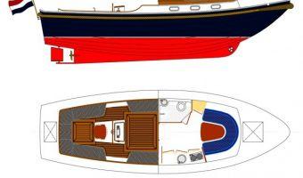 Motoryacht Rijnlandvlet 1000 Oc in vendita