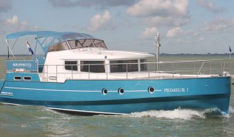 Motorjacht Aquanaut Andante 438 Ac eladó