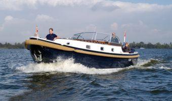 Motor Yacht Rijnlandvlet 1050 Ocw til salg