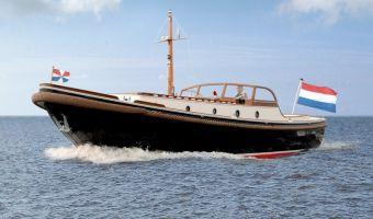 Motor Yacht Rijnlandvlet 1200 Oc til salg