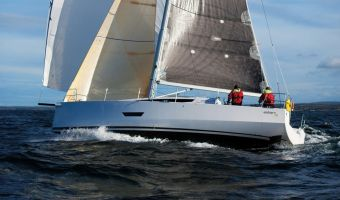 Sailing Yacht Elan S5 for sale