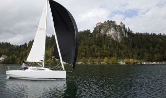 Sailing Yacht Elan E1 for sale