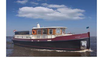 Motor Yacht Aquanaut Vintage til salg