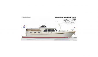 Motorjacht Aquanaut Drifter Cs 1500 Ak eladó