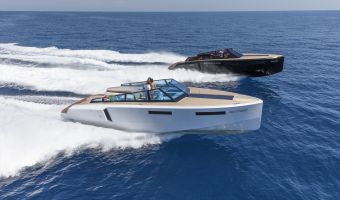Speedboat and sport cruiser Evo 43 for sale