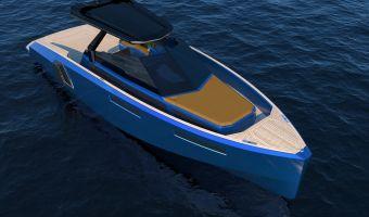 Speed- en sportboten Evo 43 Wa de vânzare