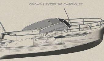Motoryacht Crown Keyzer 36 Cabriolet in vendita