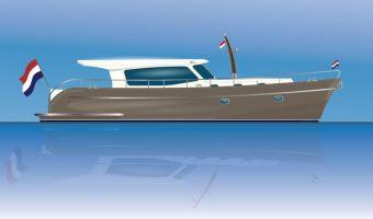 Motor Yacht Noordzeekotter 45 til salg