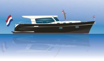 Motor Yacht Noordzeekotter 42 til salg