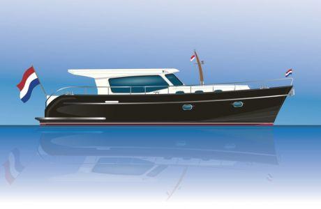 Noordzeekotter 42, Motorjacht Noordzeekotter 42 te koop bij Nieuwbouw
