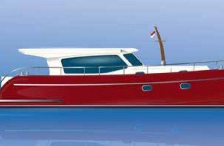 Noordzeekotter 35, Motorjacht Noordzeekotter 35 te koop bij Nieuwbouw