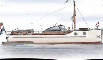 Моторная яхта Federick 42 для продажи