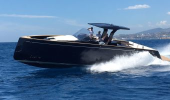Speedboat and sport cruiser Pardo Yachts 43 for sale