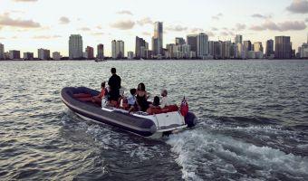 RIB et bateau gonflable Williams 625 Dieseljet à vendre