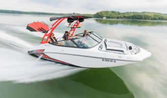 Speedboat and sport cruiser Yamaha Jetboot Ar195 for sale
