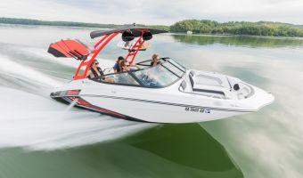 Speedbåd og sport cruiser  Yamaha Jetboot Ar195 til salg