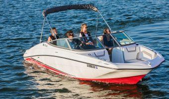 Speedbåd og sport cruiser  Yamaha Jetboot Sx190 til salg