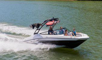 Speedbåd og sport cruiser  Yamaha Jetboot Ar190 til salg