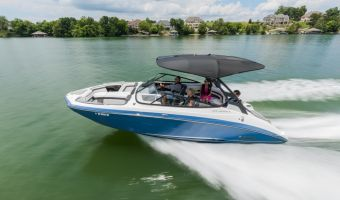 Barca sportiva Yamaha Jetboot 242 Limited S E-series in vendita