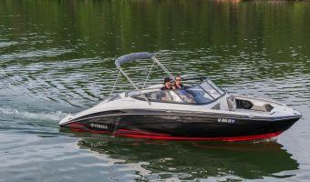 Bateau à moteur open Yamaha Jetboot 212 Limited à vendre