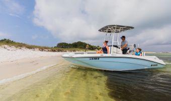 Bateau à moteur open Yamaha Jetboot 190fsh Sport à vendre