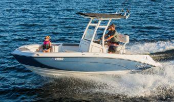 Hastighetsbåt och sportkryssare  Yamaha Jetboot 210fsh Sport till försäljning