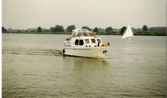 Motoryacht Zijlmans Eagle 1000 Classic in vendita