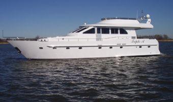 Motor Yacht Zijlmans Triqual 65 til salg