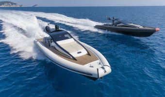 Быстроходный катер и спорт-крейсер Anvera 55 S (new Build) для продажи