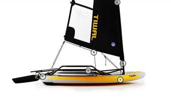 Открытая парусная лодка Tiwal 3 – 5,2m² Zeil для продажи