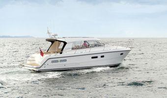 Motoryacht Saga 370 zu verkaufen