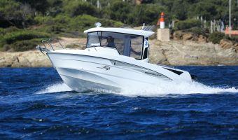 Bateau à moteur Beneteau Barracuda 6 à vendre