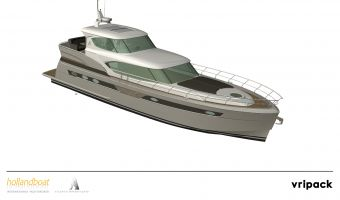 Motoryacht Atlantic A500 Pilothouse in vendita
