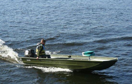 Tuna J-Run 455, Speed- en sportboten Tuna J-Run 455 te koop bij Nieuwbouw