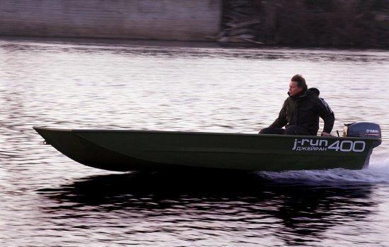 Tuna J-Run 400, Speed- en sportboten Tuna J-Run 400 te koop bij Nieuwbouw