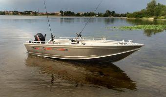 Быстроходный катер и спорт-крейсер Tuna 410 M для продажи