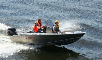 Быстроходный катер и спорт-крейсер Tuna 460 Oc / Cc / Dc для продажи