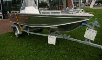 Speedbåd og sport cruiser  Tuna 410 Oc - Cc/dc til salg